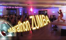 Marathon ZUMBA 27 mai